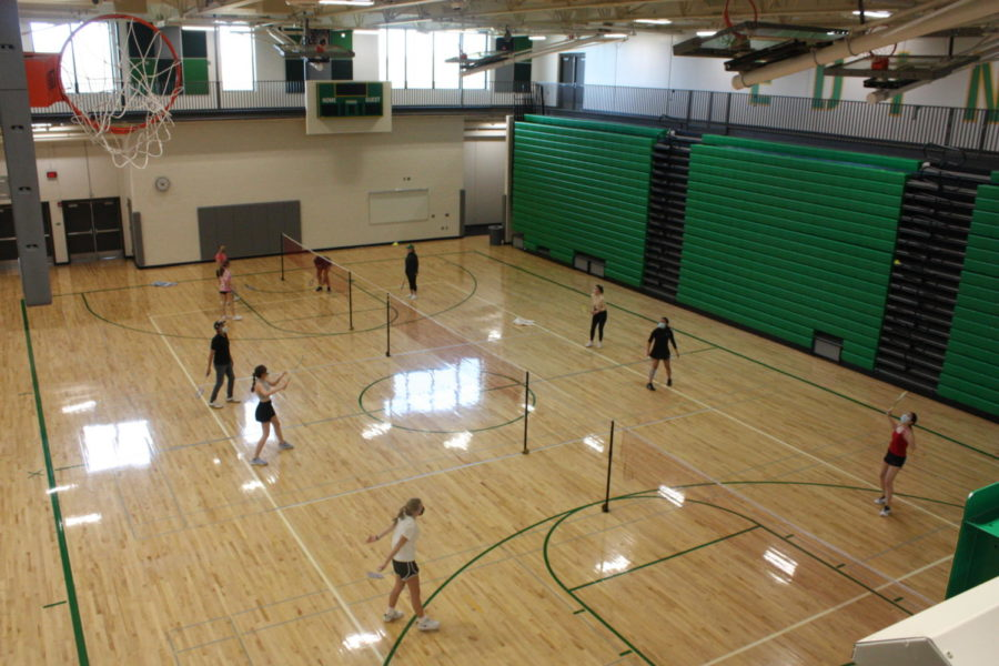 What's next for the Edina Girls Badminton team?