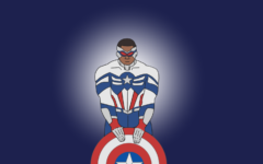 A new captain for a new generation of the Marvel Universe