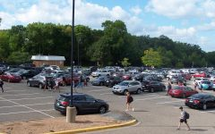 Aggressive driving is making EHS parking a death trap