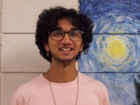 Humans of Edina: Atman Jahagirdar